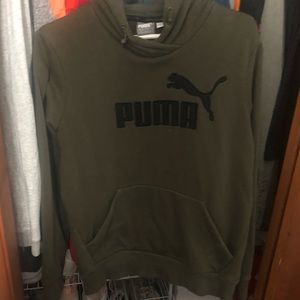 Women's Puma Hoodie Sweatshirt